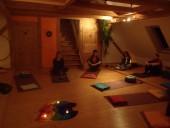 Bogenschiessen und Yoga 2015